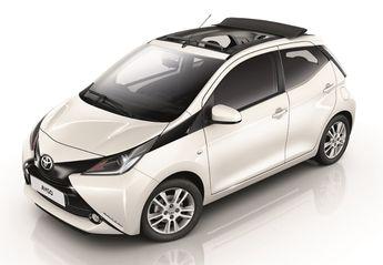 Precios del Toyota Aygo nuevo en oferta para todos sus motores y acabados