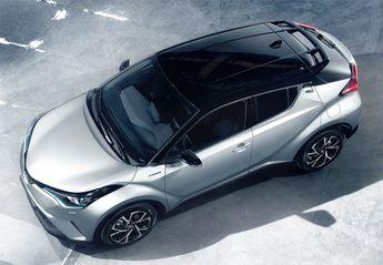 Precios del Toyota C-HR nuevo en oferta para todos sus motores y acabados