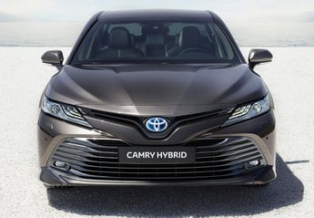 Nuevo Toyota Camry Hibrido Advanced Aut.