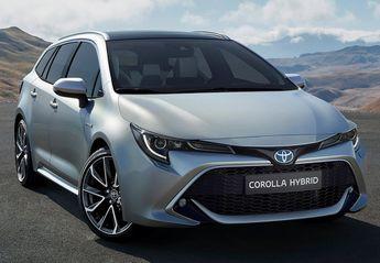 Nuevo Toyota Corolla Touring Sports 125H Style