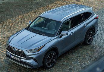 Nuevo Toyota Highlander 2.5 Hybrid Luxury  Pintura Metalizada