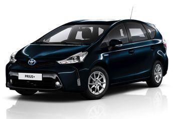 Nuevo Toyota Prius + 1.8 Executive