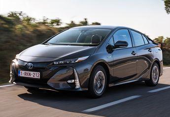 Nuevo Toyota Prius Plug-in Hibrido 1.8 Solar