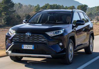 Precios del Toyota RAV-4 nuevo en oferta para todos sus motores y acabados