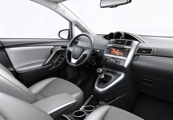 Nuevo Toyota Verso 115D Advance 7pl.