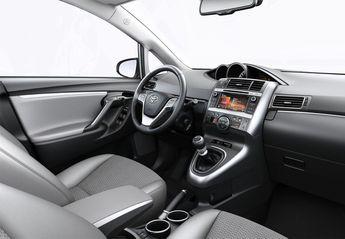 Precios del Toyota Verso nuevo en oferta para todos sus motores y acabados