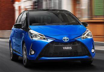 Precios del Toyota Yaris nuevo en oferta para todos sus motores y acabados