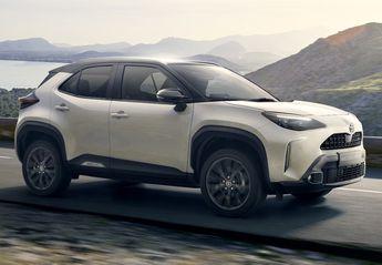 Precios del Toyota Yaris Cross nuevo en oferta para todos sus motores y acabados
