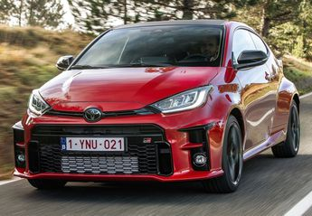 Nuevo Toyota Yaris GR