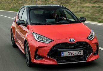 Ofertas del Toyota Yaris nuevo