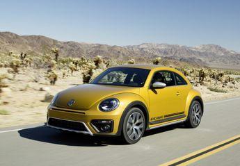 Nuevo Volkswagen Beetle 2.0TDI Dune DSG 150