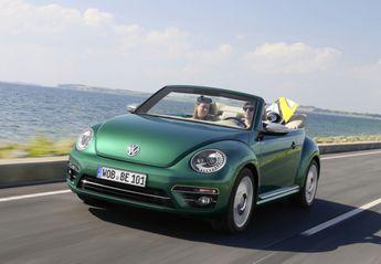Nuevo Volkswagen Beetle Cabrio 2.0TDI Design 110