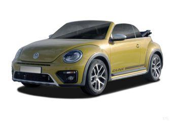 Nuevo Volkswagen Beetle Cabrio 2.0TDI Dune DSG 150