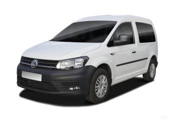 Precios del Volkswagen Caddy nuevo en oferta para todos sus motores y acabados