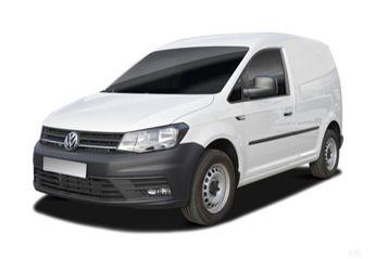 Ofertas del Volkswagen Caddy nuevo