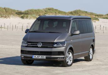 Precios del Volkswagen California Comercial nuevo en oferta para todos sus motores y acabados