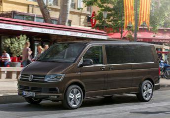 Precios del Volkswagen Caravelle Comercial nuevo en oferta para todos sus motores y acabados