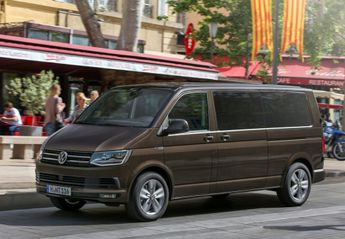 Nuevo Volkswagen Caravelle Comercial 2.0TDI BMT Trendline Largo 4M 150