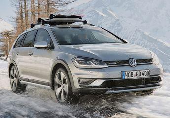 Nuevo Volkswagen Golf Alltrack 1.8 TSI 4Motion DSG6