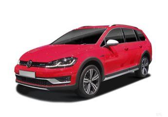 Precios del Volkswagen Golf Alltrack nuevo en oferta para todos sus motores y acabados