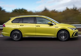 Nuevo Volkswagen Golf Variant 1.0 TSI 81kW