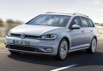 Nuevo Volkswagen Golf Variant 1.6TDI Business And Navi Ed. DSG7