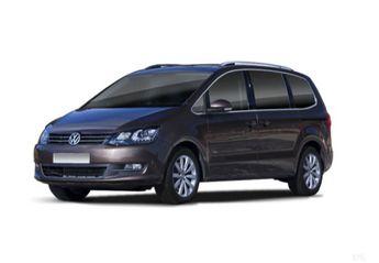 Ofertas del Volkswagen Sharan nuevo