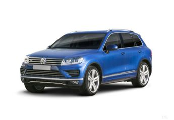 Nuevo Volkswagen Touareg 3.0TDI V6 BMT R-Line 204 Tiptronic