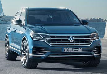 Precios del Volkswagen Touareg nuevo en oferta para todos sus motores y acabados