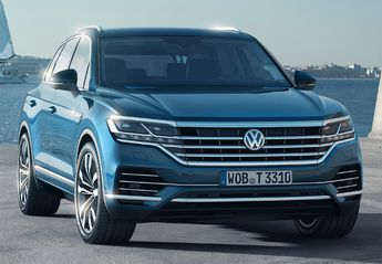 Ofertas del Volkswagen Touareg nuevo