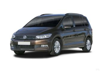 Nuevo Volkswagen Touran 1.6TDI Business And Navi Edition 115