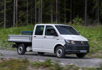 Nuevo Volkswagen Transporter Chasis Doble Cabina 2.0TDI BMT Largo 84