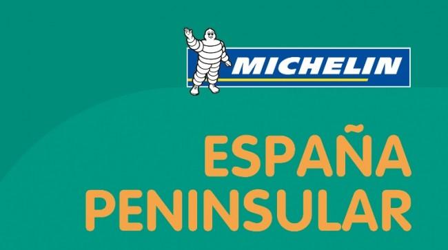 Michelin lanza la nueva Guía Verde España Peninsular
