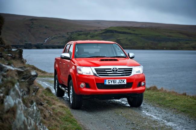 El Toyota Hilux despidió 2011 como Pick-Up del año