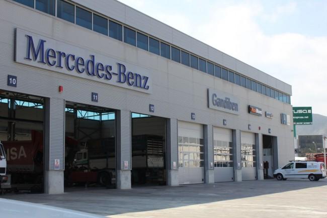 Máxima calificación para el servicio Mercedes