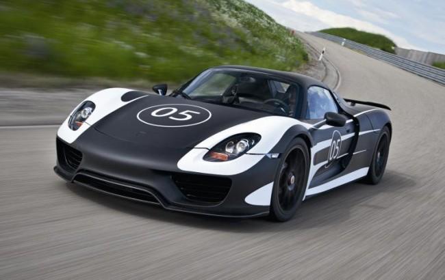 Porsche nuevo ganador en los premios Auto Sport 2012