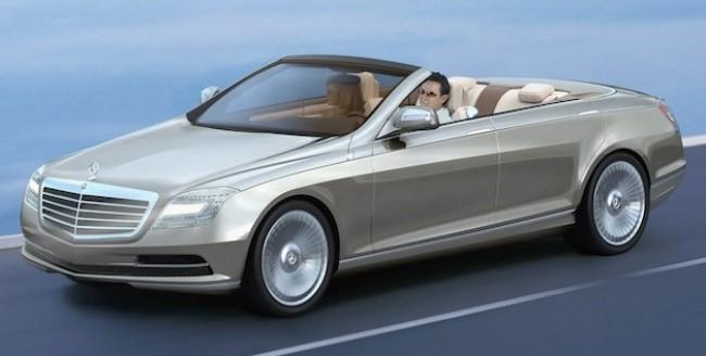 Nuevo Mercedes Clase S «Ocean Drive»: El Phantom de Mercedes