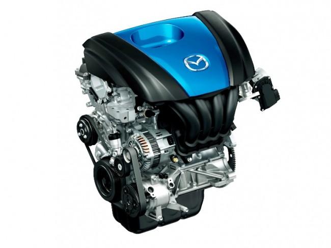El motor SKYACTIV-G 1.3 de Mazda recibe el premio a la mejor tecnología del año