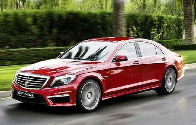 La futura Clase S de Mercedes calienta motores