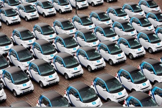 Movilidad sostenible para la ciudad en un Smart