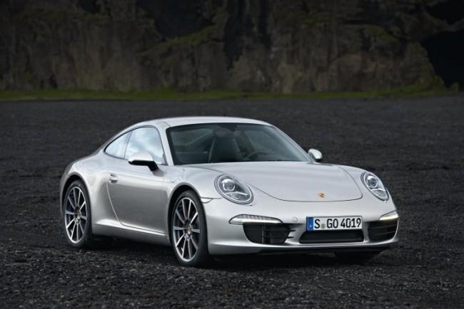 El Porsche 911 suma y sigue: «2012 World Performance Car»
