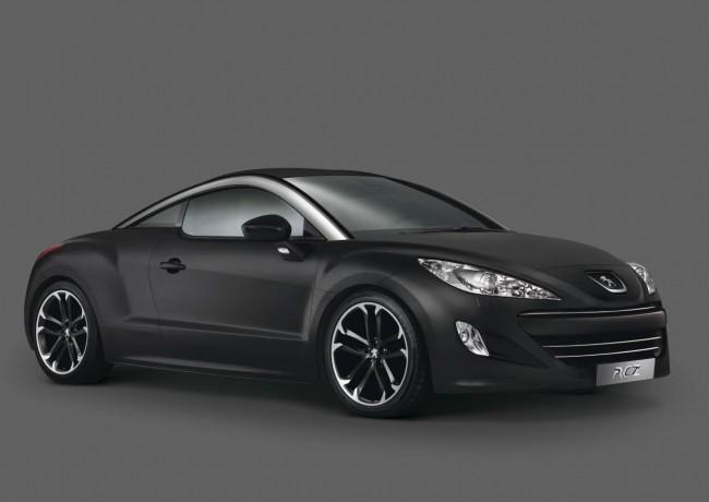 Peugeot RCZ, un coupé a la medida