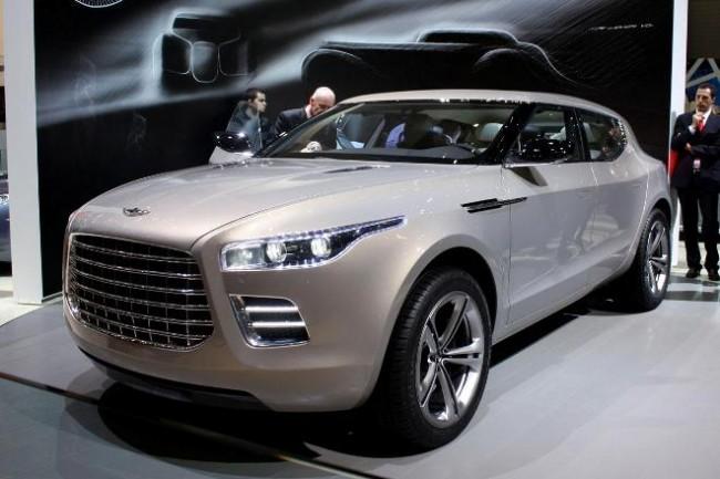 Nuevos detalles sobre el Aston Martin Lagonda
