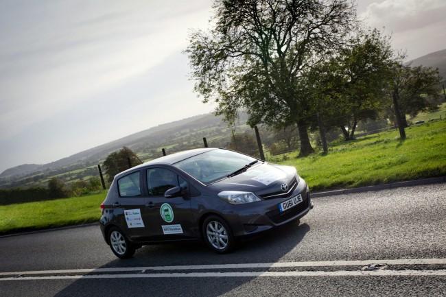 El nuevo Toyota Yaris debuta ahorrando combustible