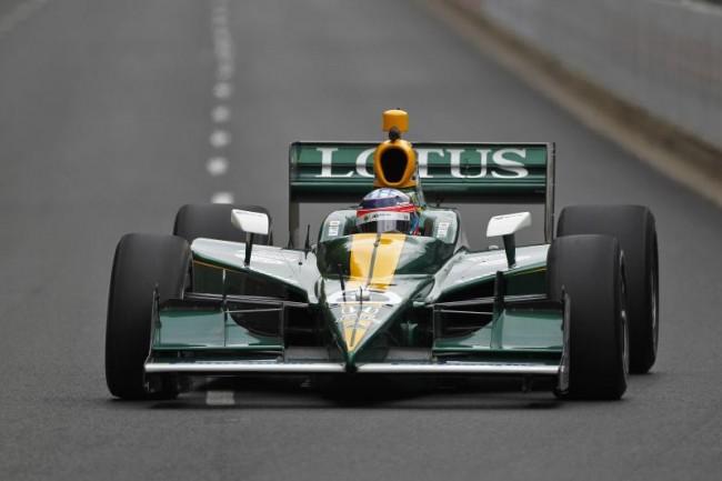 Lotus desarrolla un nuevo motor y nuevas colaboraciones para las IndyCar
