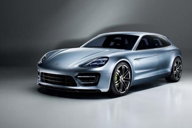 Porsche desvela las primeras imágenes del nuevo Panamera Sport Turismo