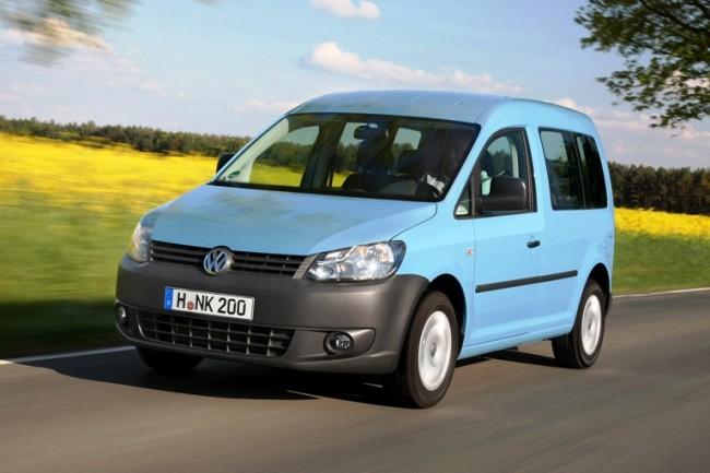 Nuevo Volkswagen Caddy Maxi Bifuel GLP para personas con movilidad reducida
