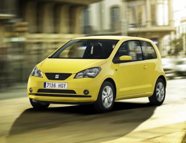 El Seat Mii arrasa en el Euro NCAP