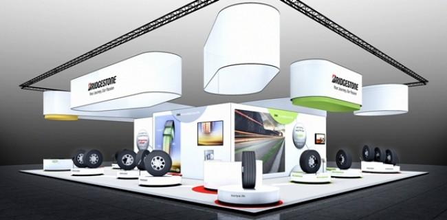 Bridgestone en la Feria Internacional del Neumático Reifen 2012