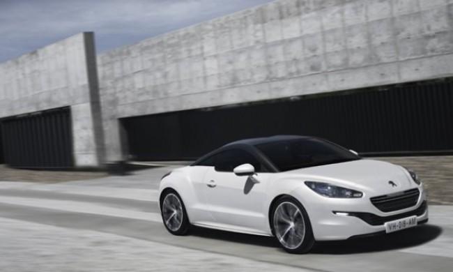 El nuevo Peugeot RCZ se prepara para salir